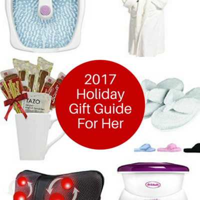 2017 Holiday Gift Guide: Gifts for Her