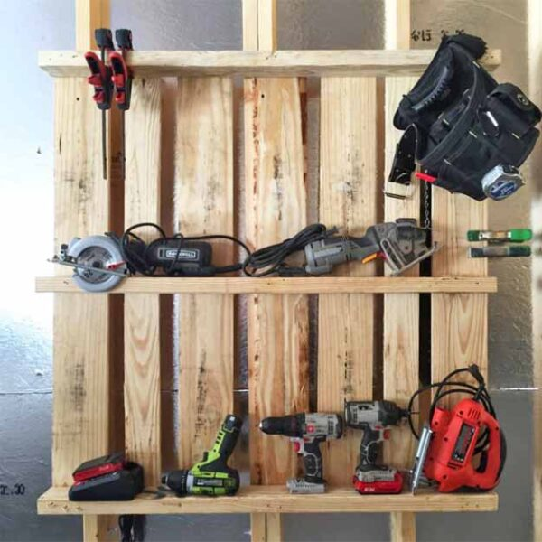 Pallet Wood Project Ideas to Try This Weekend Diva of DIY