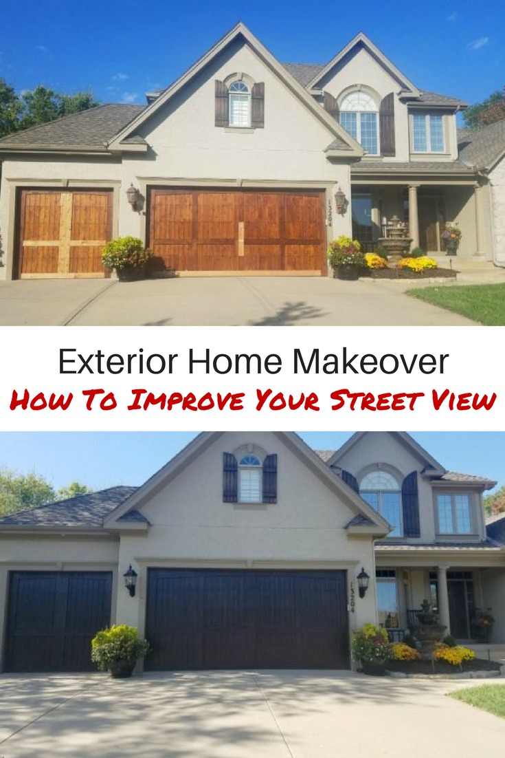 Exterior Home Makeover How To Improve Your Street View