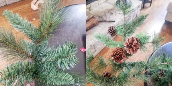 8 quick and easy steps to a stunning diy christmas planter