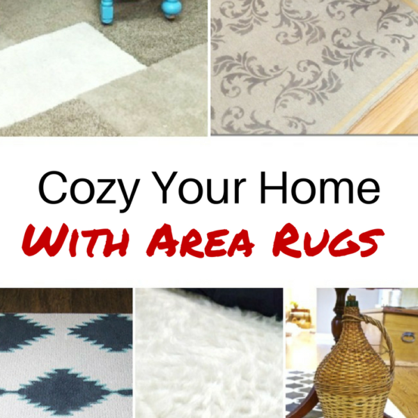 Area Rugs to Cozy Up Your Home in the Winter Months