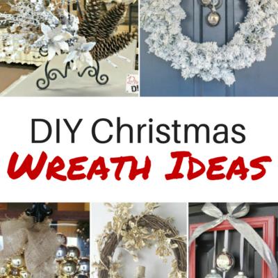 DIY Christmas Wreath Ideas You'll Love