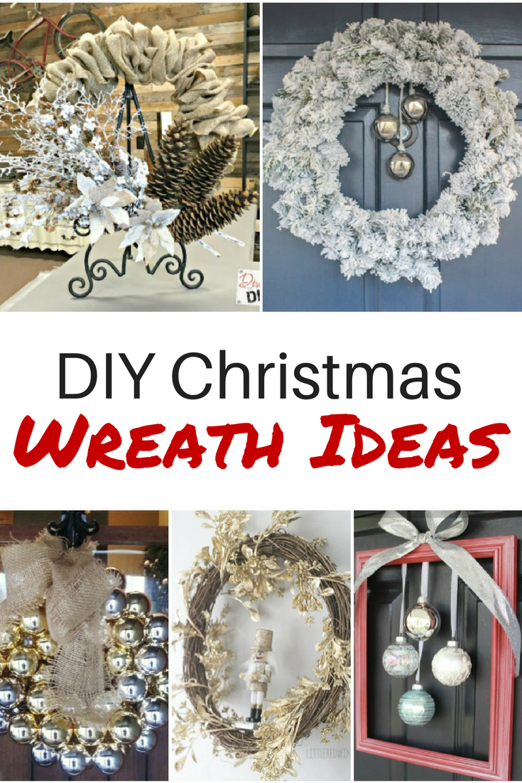 Diy Christmas Wreath Ideas You Ll Love Diva Of Diy