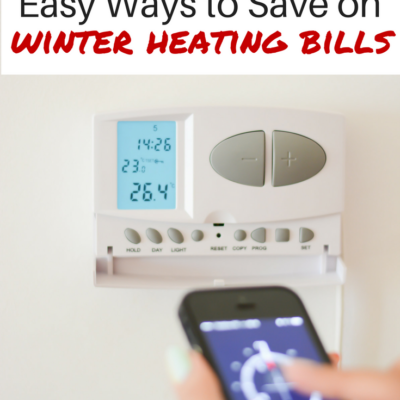 Easy Ways to Save on Heating Bills This Winter