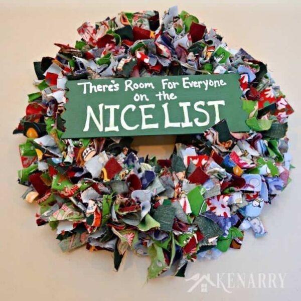 Diy Christmas Wreath Ideas You Ll Love Diva Of Diy