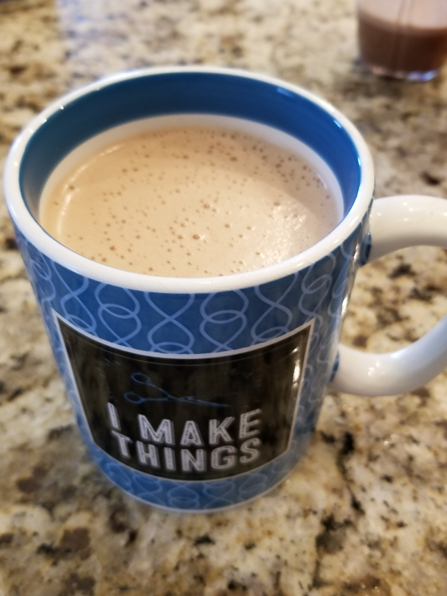 my bulletproof coffee recipe