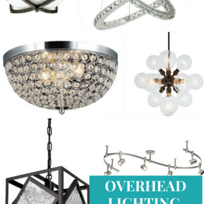 Overhead Lighting Shopping Guide