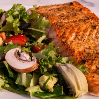 Quick & Easy Baked Salmon Recipe