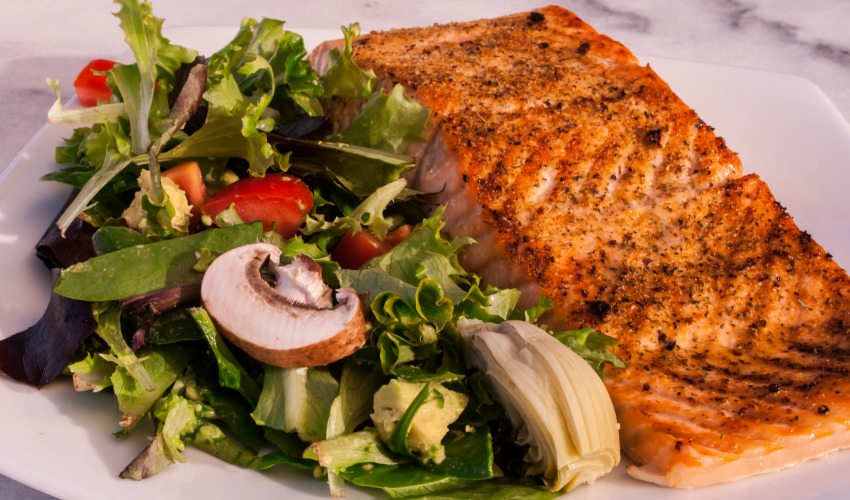 quick and easy baked salmon recipe