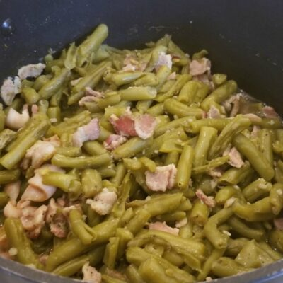 Quick and Easy Green Bean Recipe