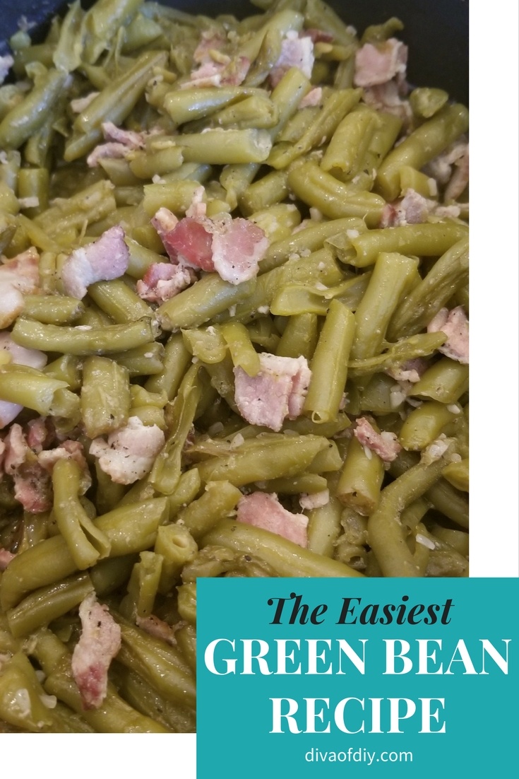 The easiest green bean recipe