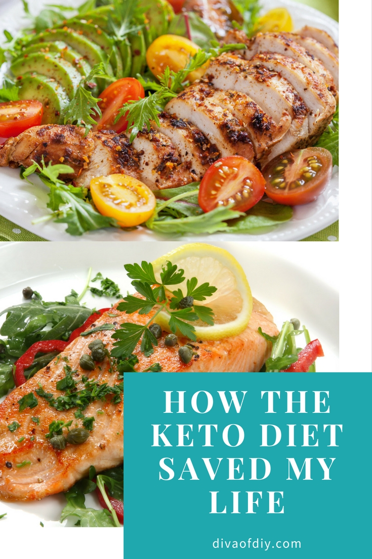 How the keto diet saved my life