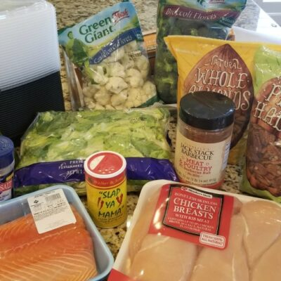 Week 1 – How To Meal Plan The Keto Way