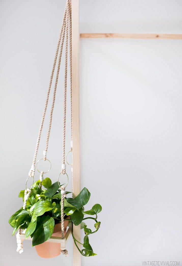 DIY Boho Craft Projects Planter