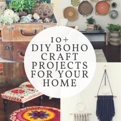 Boho Decor on a Budget: 10+ Ideas for your Home