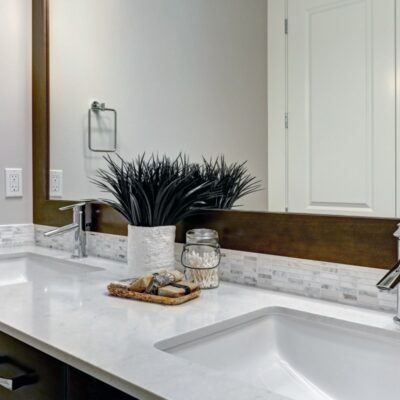 How To Update Your Plate Glass Mirror With A Frame