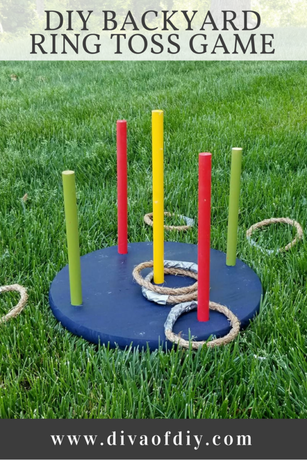 Backyard Ring Toss
