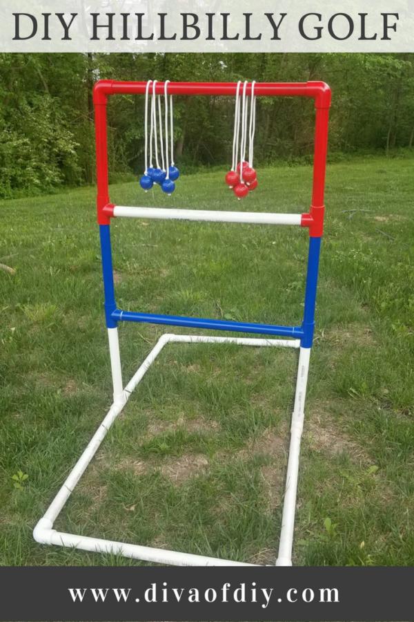 DIY Hillbilly Golf