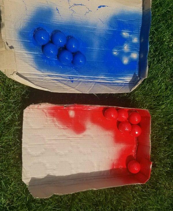 Hillbilly Golf Spray Paint Golf Balls