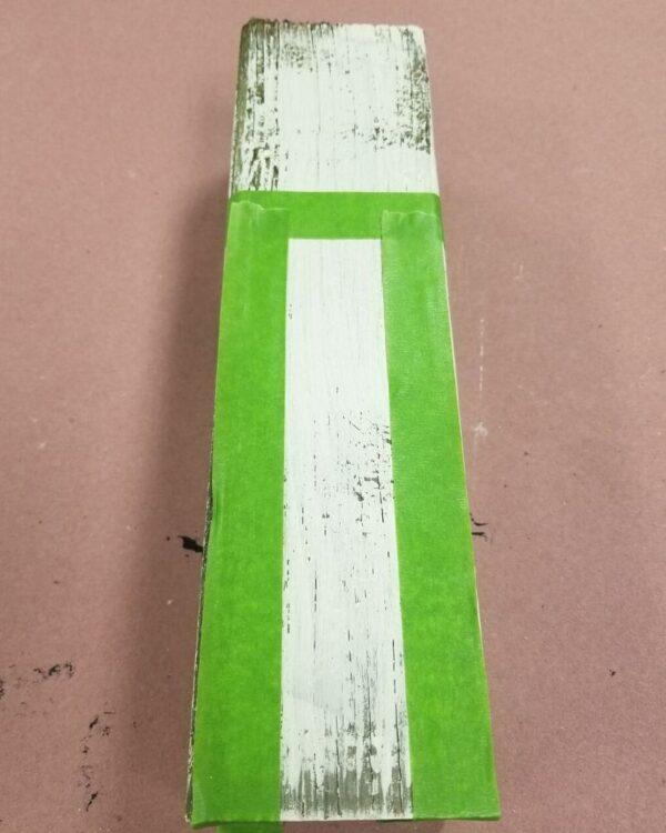 tape off stripe