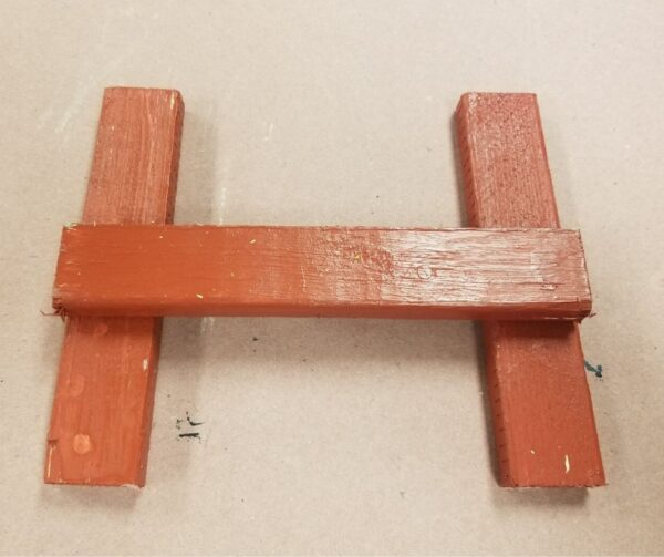 squirrel picnic table bench bottom