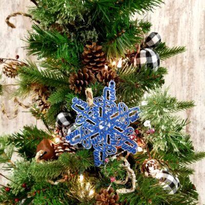 F**k 2020 Christmas Ornament