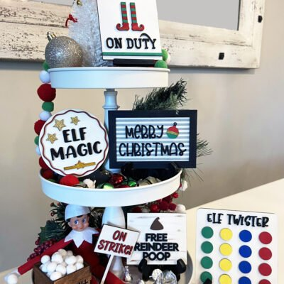 Ornery Elf DIY Craft Kit