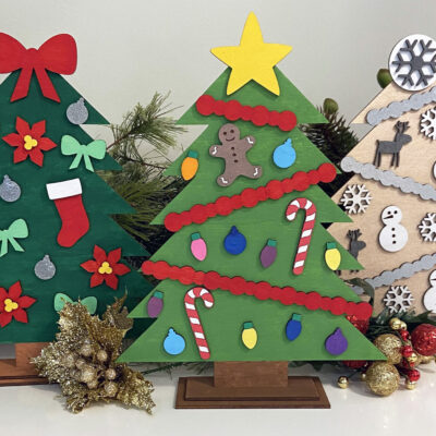 Design-A-Tree DIY Craft Kit